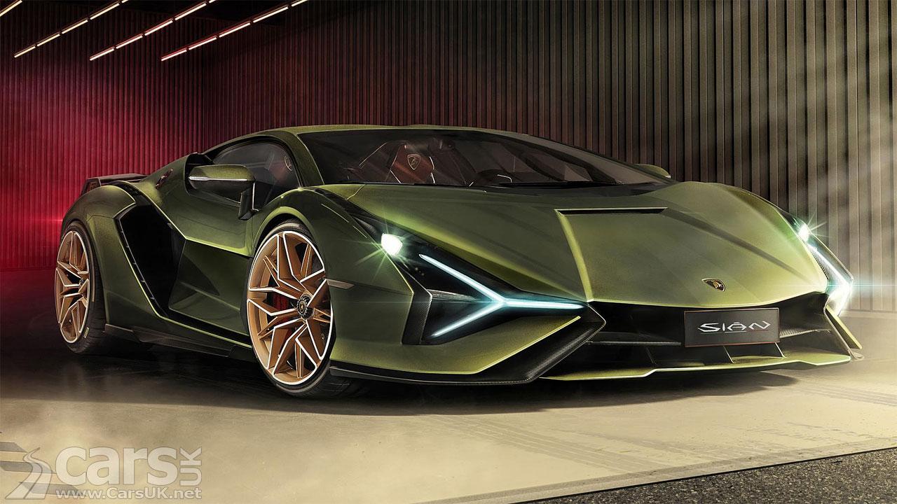 Photo Lamborghini Siån