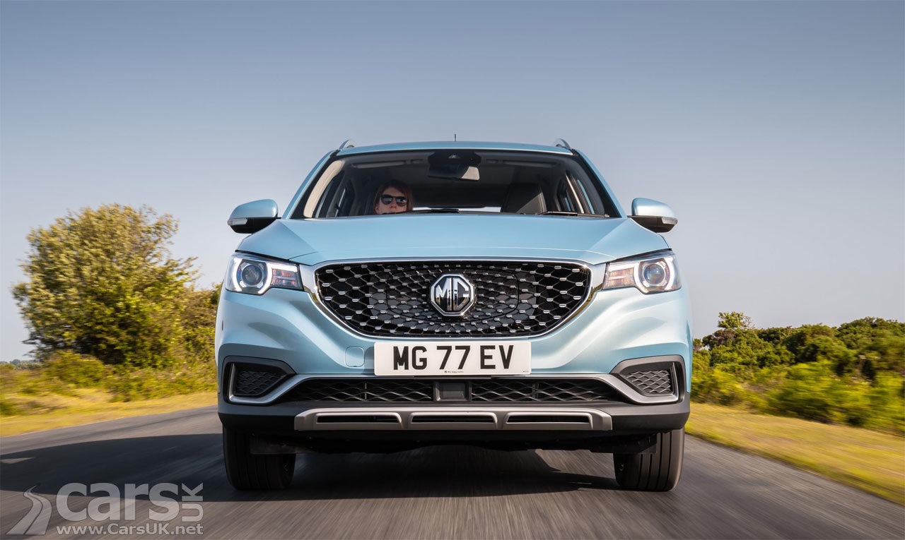 Photo MG ZS EV Offer