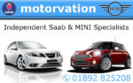 Motorvation Kent | MINI and Saab Specialists