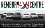 Newbury 4×4 Centre | Land Rover Specialists