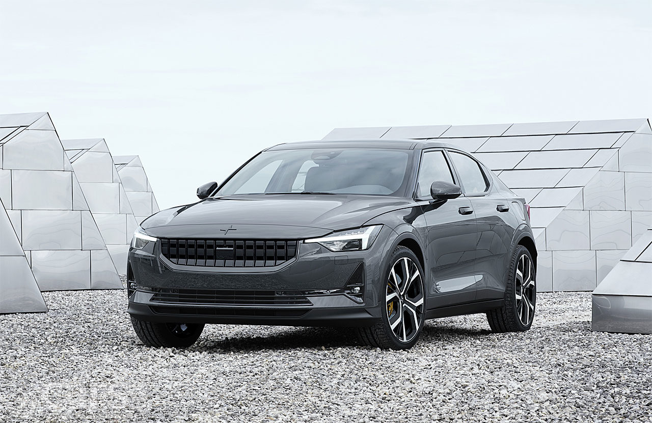 Photo Polestar 2 UK Price