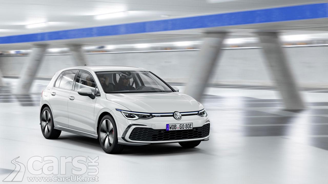 Photo 2020 VW Golf Mk8