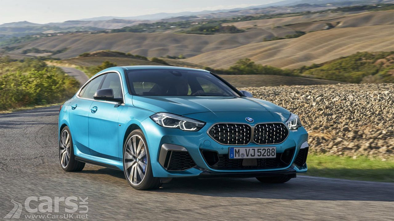 Photo of the new BMW 2 Series Gran Coupe
