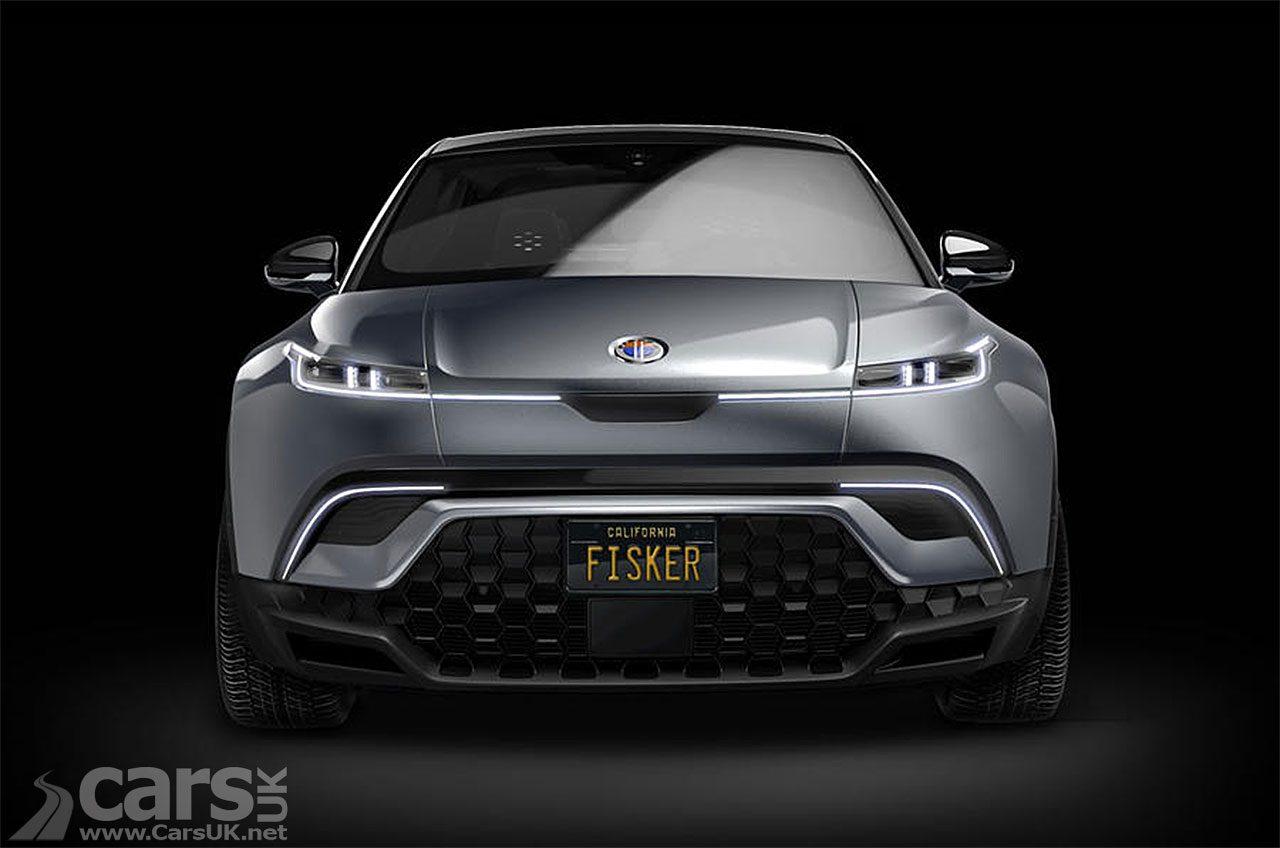 Photo Fisker Ocean Electric SUV