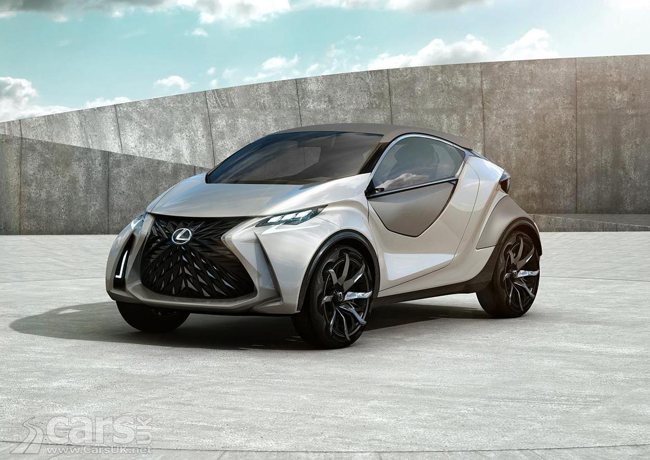 Photo Lexus LF-SA Concept