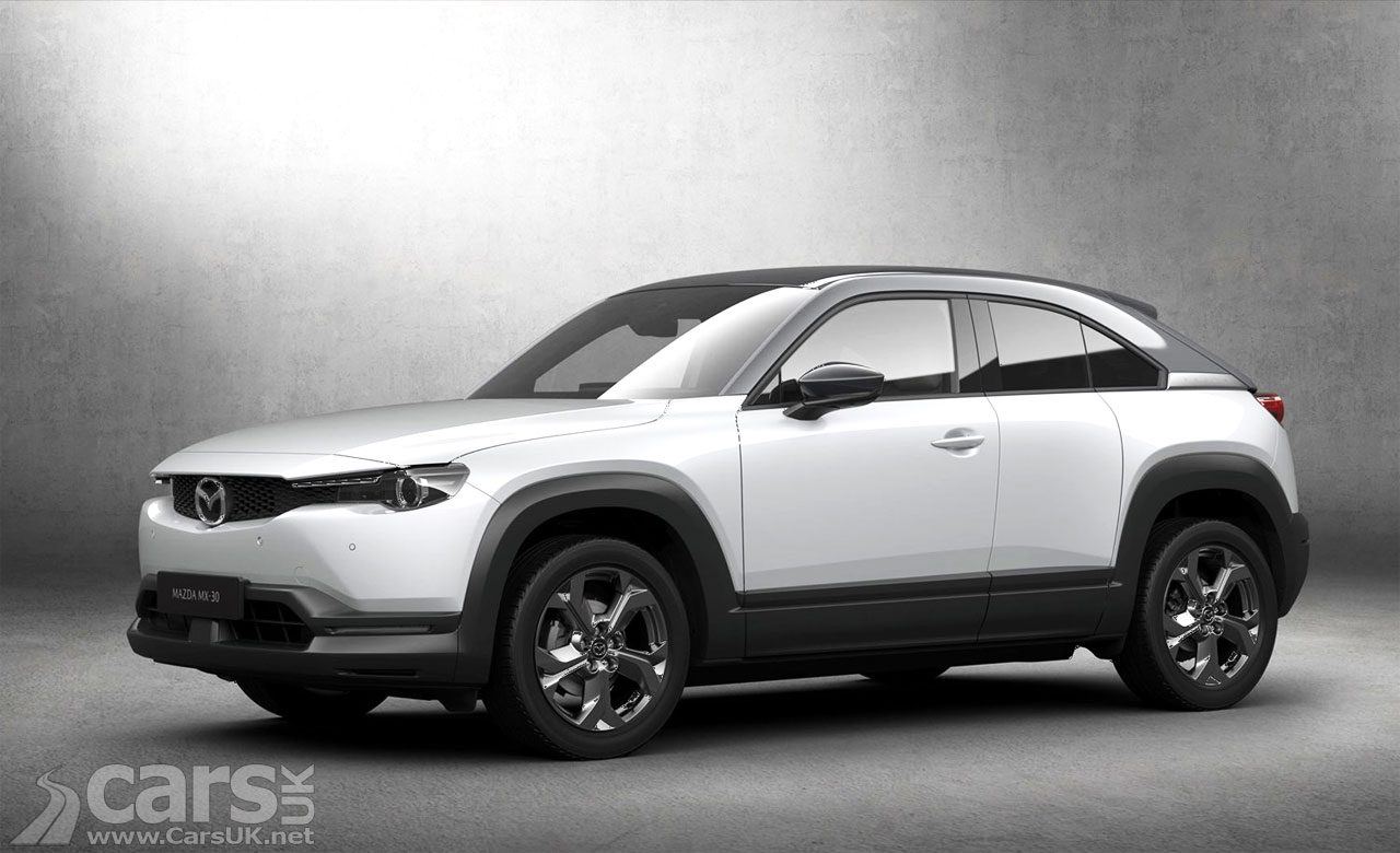 Photo Mazda MX-30 Electric Crossover
