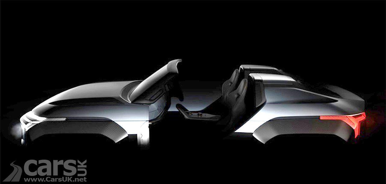 Photo Mitsubishi Mi-Tech Concept