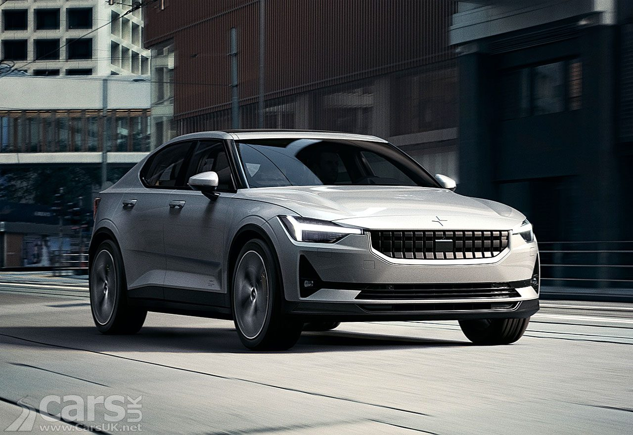 Photo Polestar 2 EV with Performance Pack