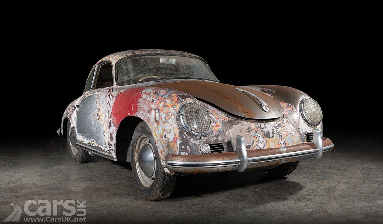 Photo 1959 Porsche 356A Restoration project
