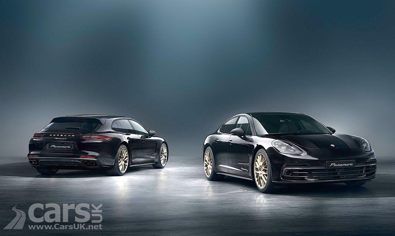 Photo Porsche Panamera 10 Years Edition