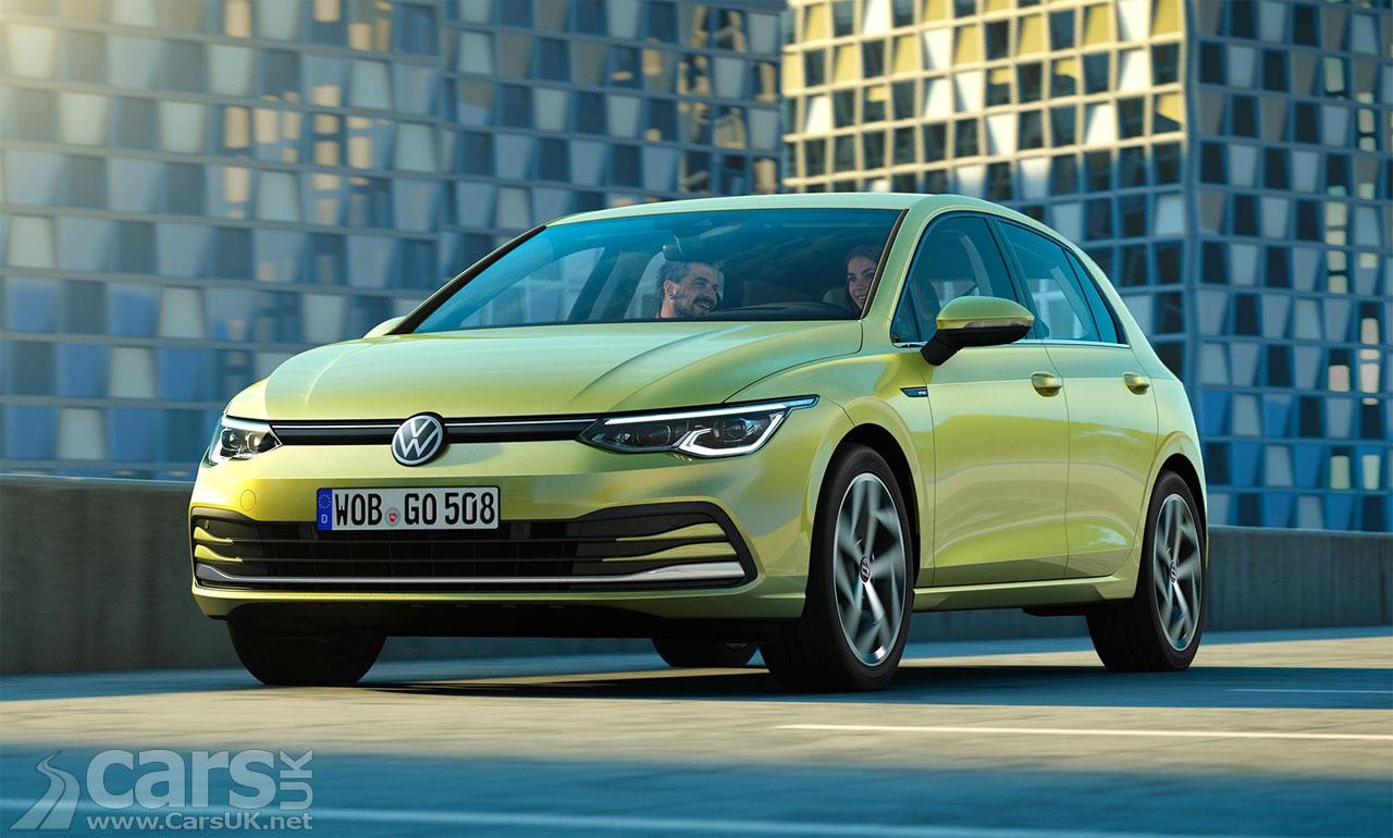 Photo Volkswagen Golf Mk8
