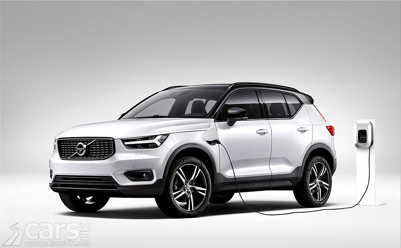 Photo Volvo XC40 T5 Twin Engine plug-in hybrid