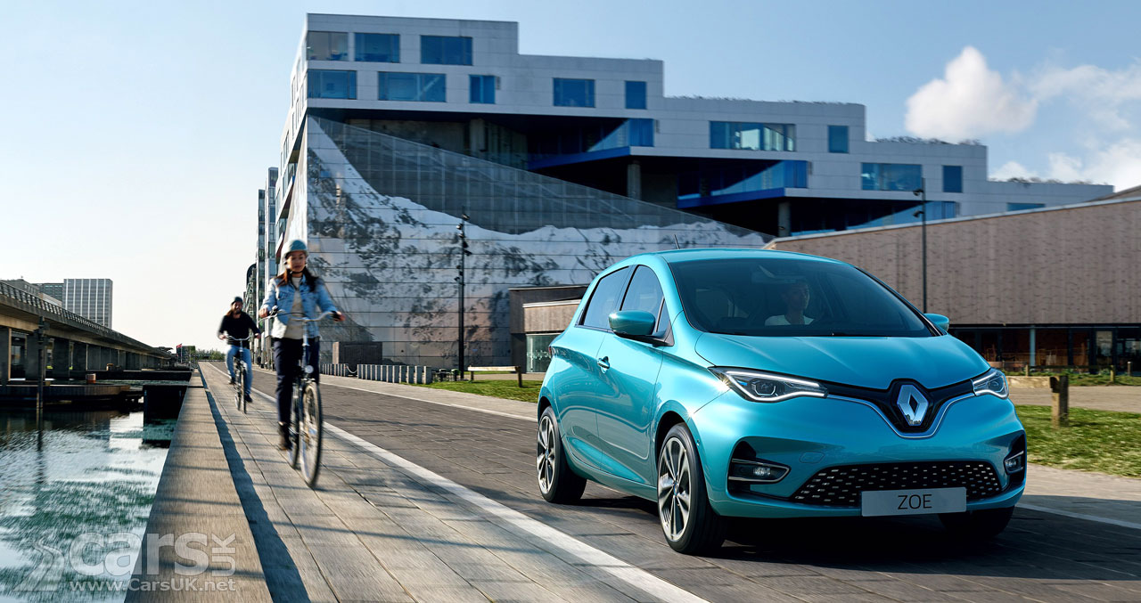 Photo 2020 Renault Zoe