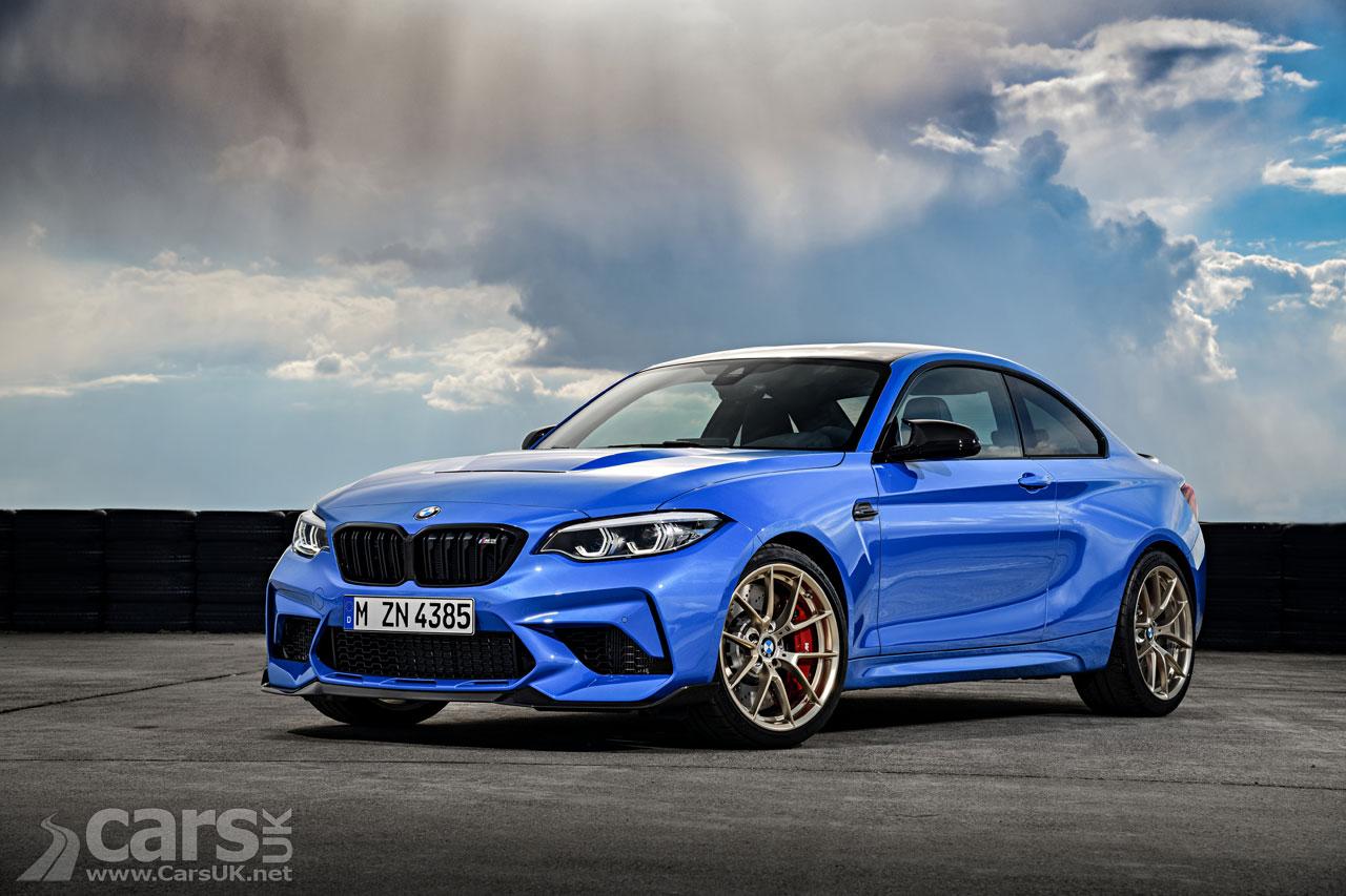 Photo New BMW M2 CS
