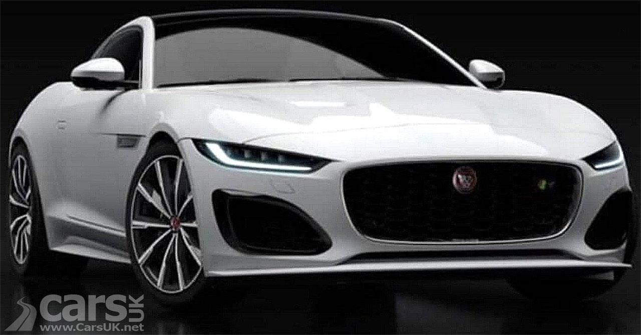 Photo 2020 Jaguar F-Type Leak