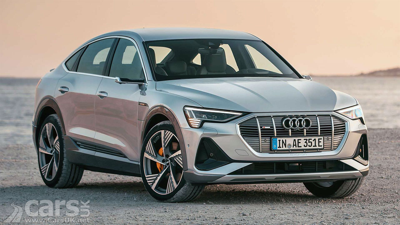Photo Electric Audi E-Tron Sportback