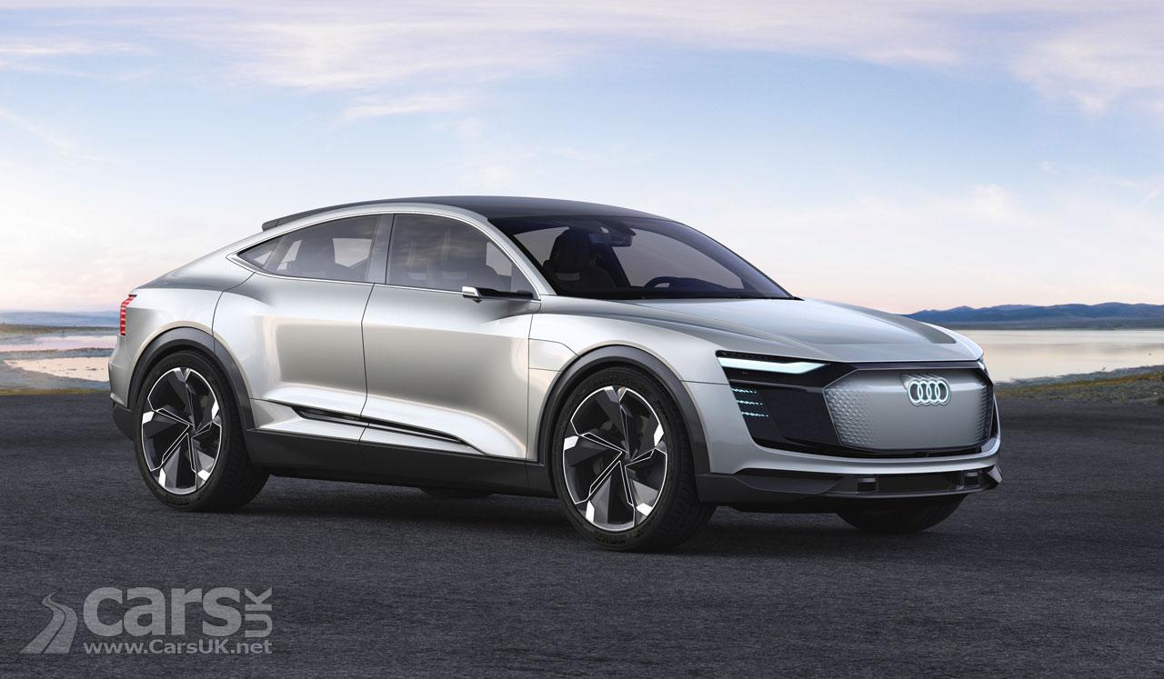 Photo Audi e-tron Sportback Concept
