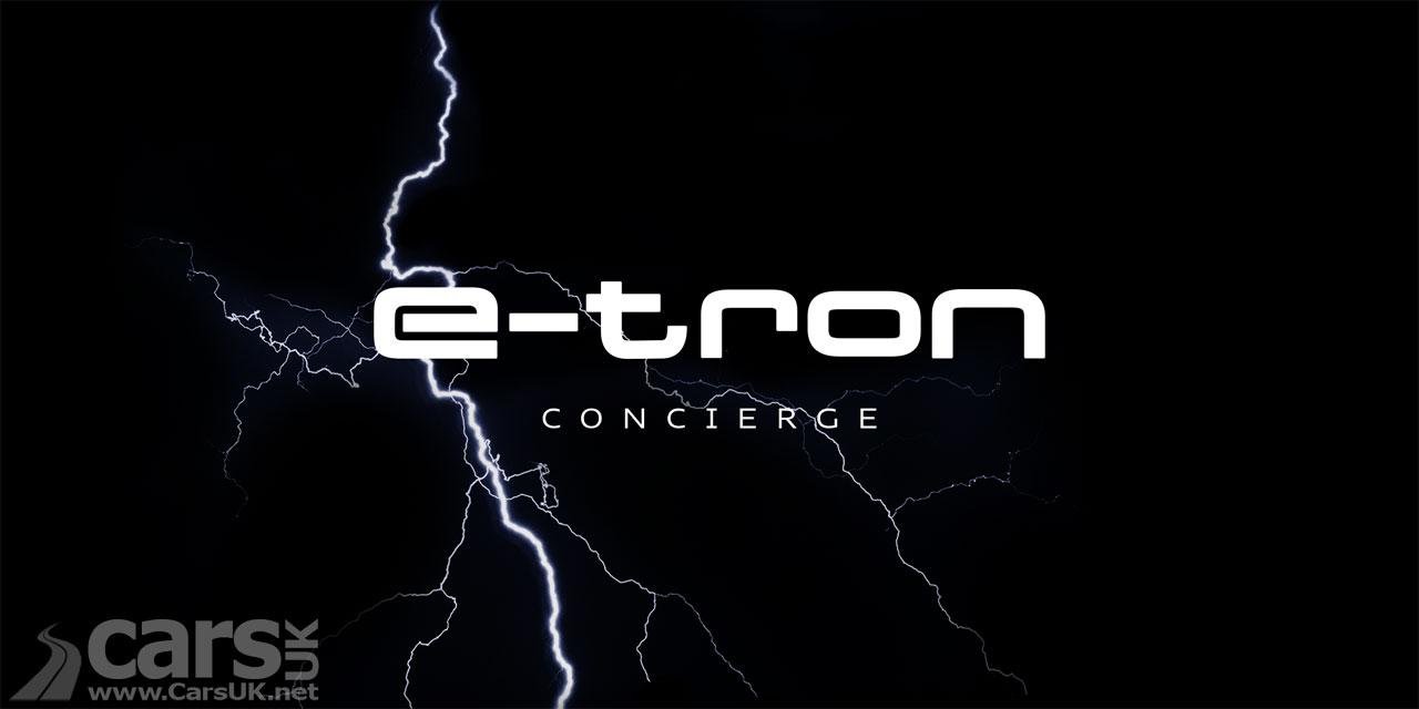Photo Audi e-tron Concierge