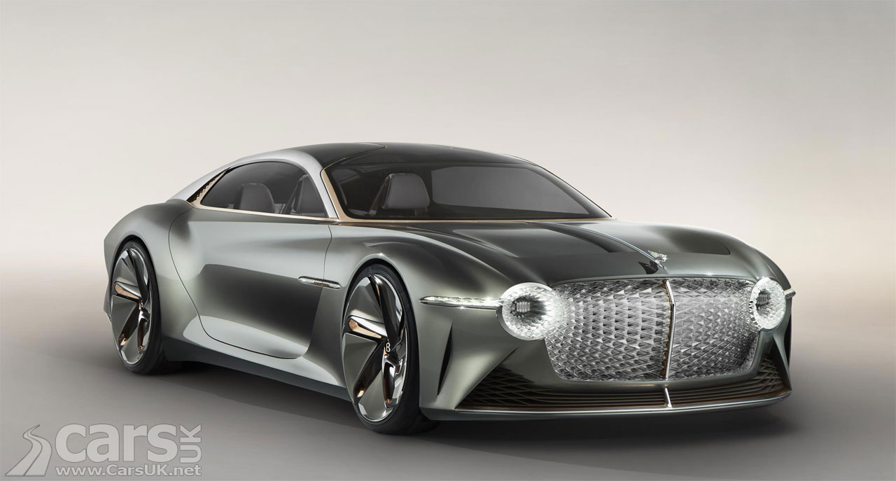 Photo Bentley EXP 100 GT Concept