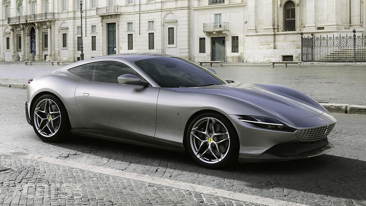 Photo Ferrari Roma