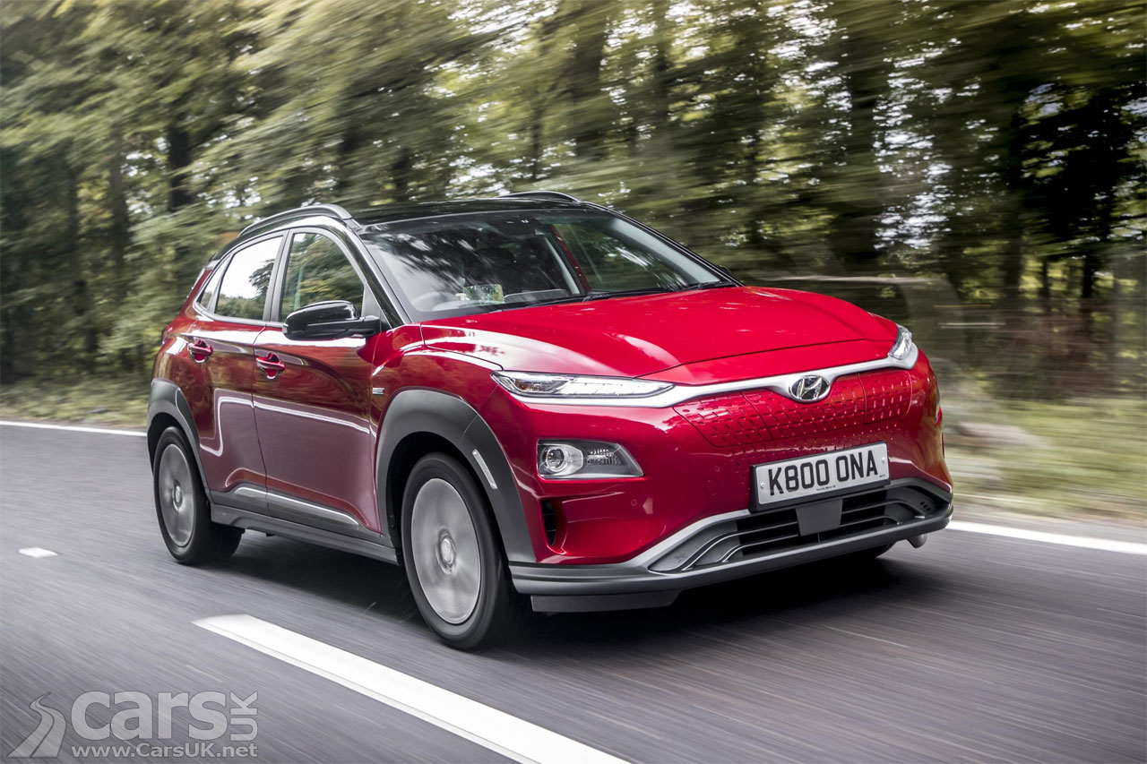Photo Hyundai Kona Electric