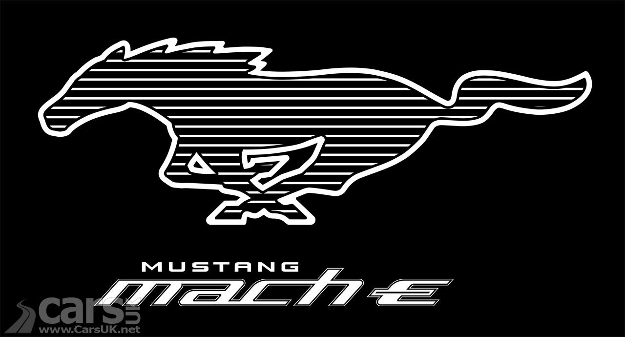 Photo Ford Mustang Mach-E Logo