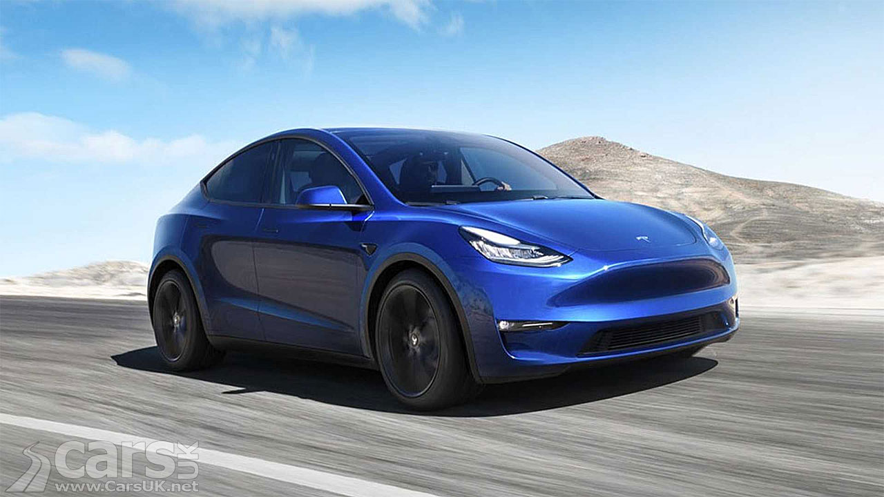 Photo Tesla Model Y SUV to be built in Germany