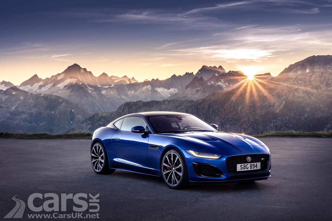 Photo 2020 Jaguar F-Type