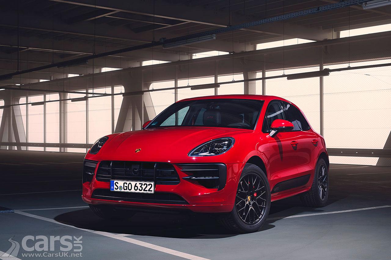 Photo 2020 Porsche Macan GTS