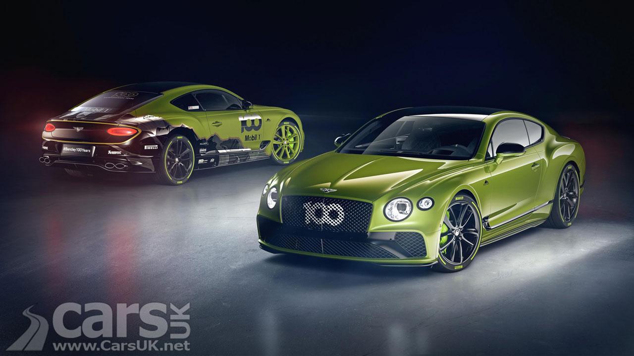 Photo Bentley Continental GT Pikes Peak Edition