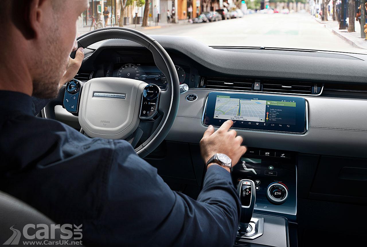 Photo Jaguar Land Rover SOTA