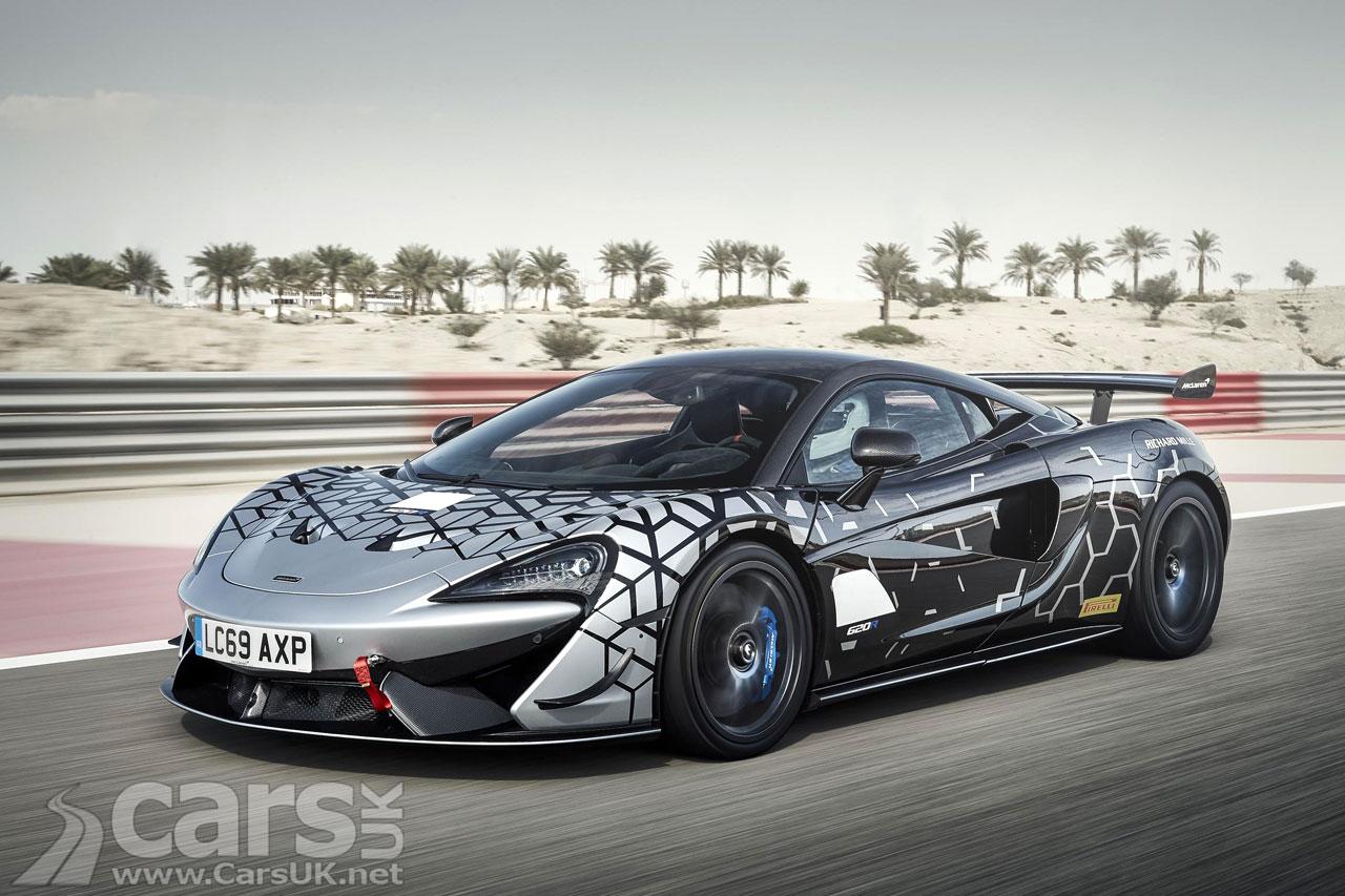 Photo McLaren 620R
