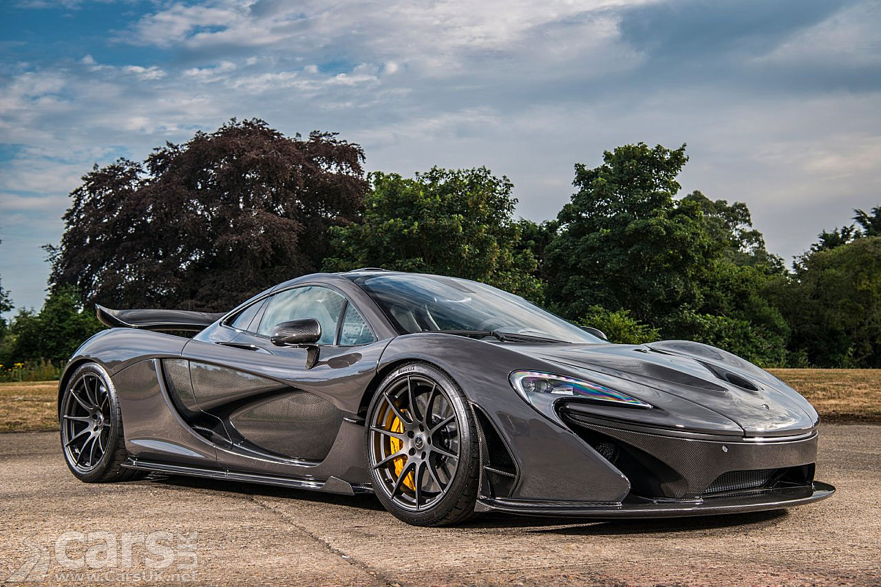 Photo McLaren Hybrid Supercar