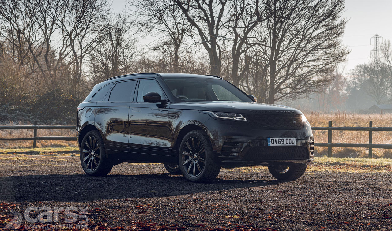 Photo Range Rover Velar R-Dynamic Black