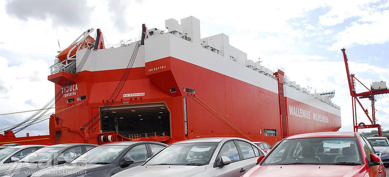 Photo Car Shipping