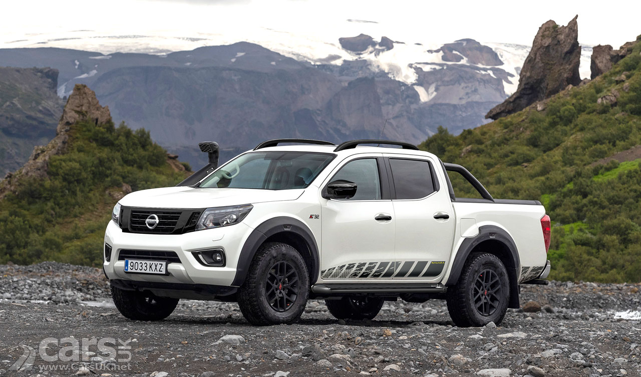 Photo 2020 Nissan Navara Off-Roader AT-32