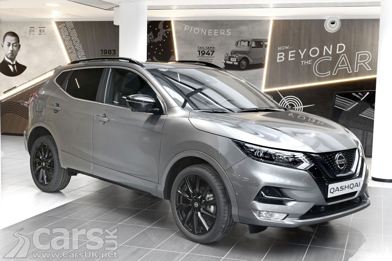 Photo Nissan Qashqai N-TEC Edition