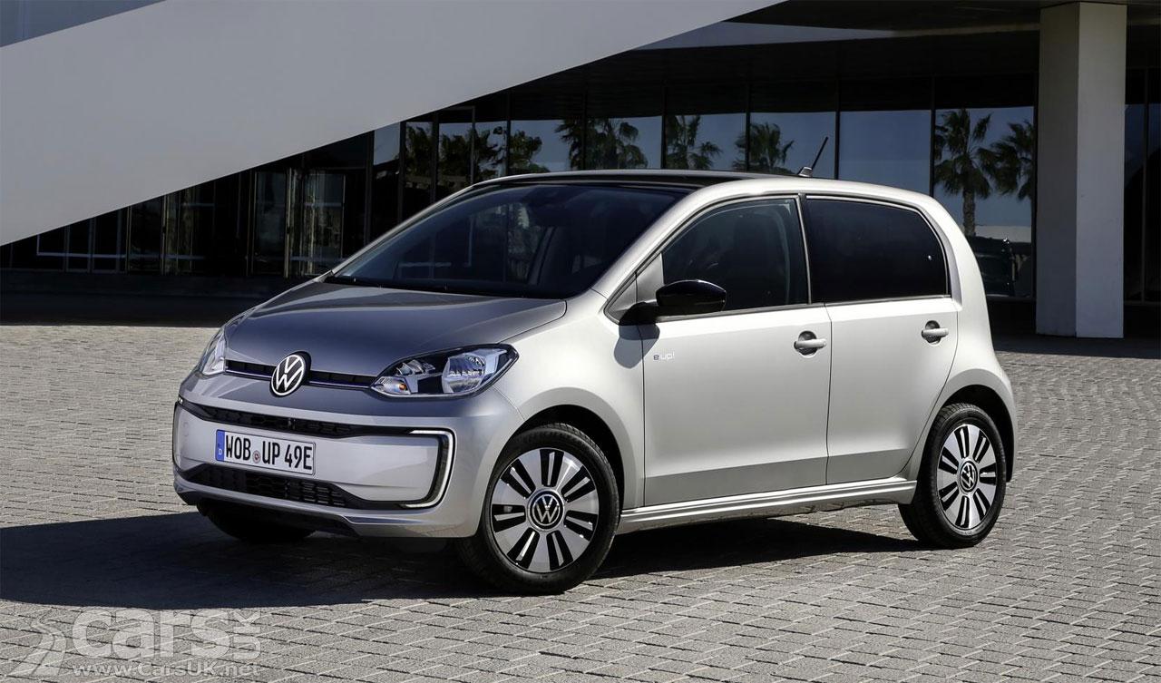 Photo 2020 Volkswagen e-Up! UK Price