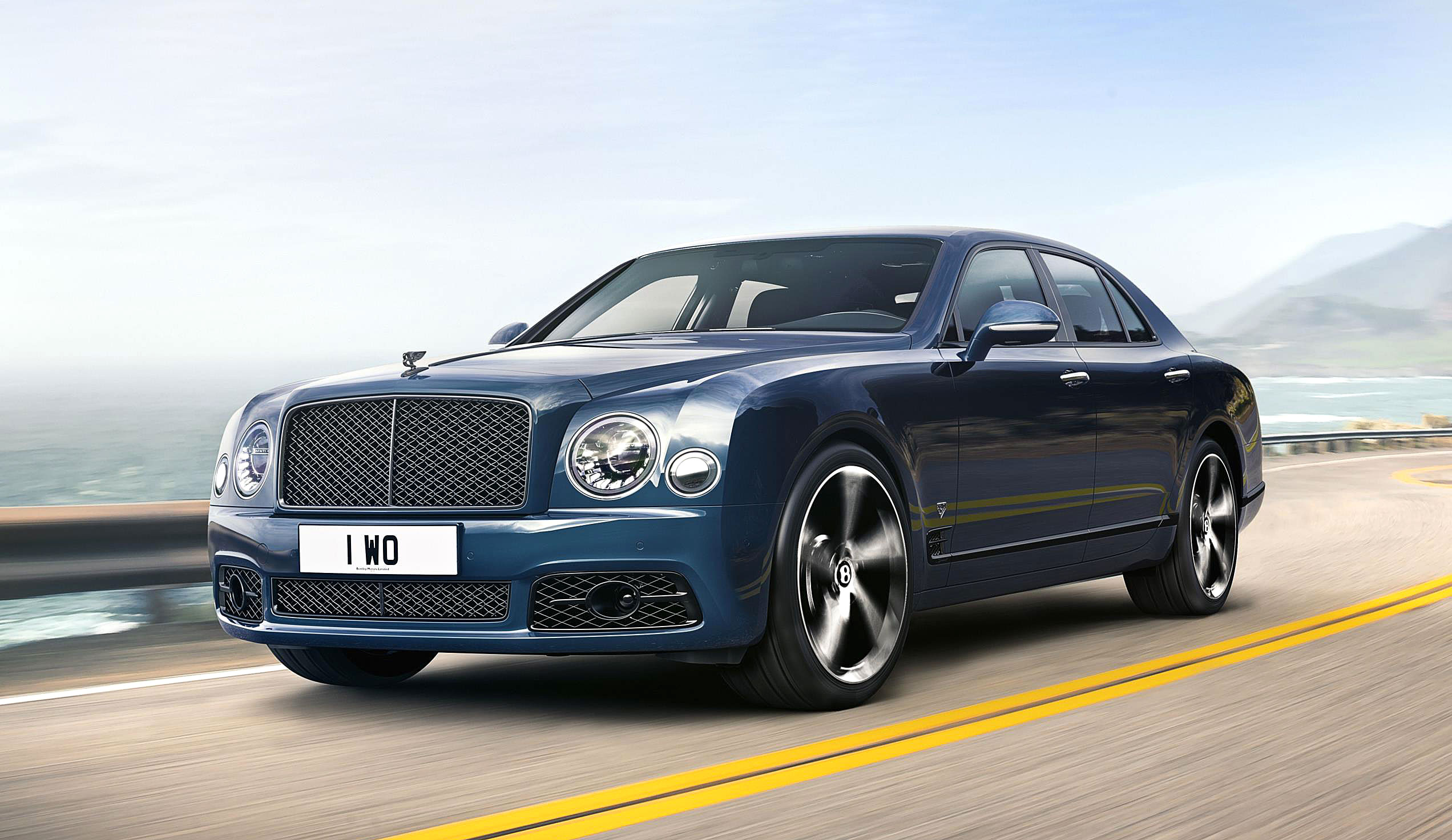 Photo Bentley Mulsanne 6.75 Edition