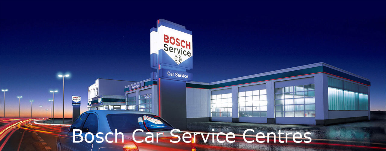 Photo Bosch Car Service Centres