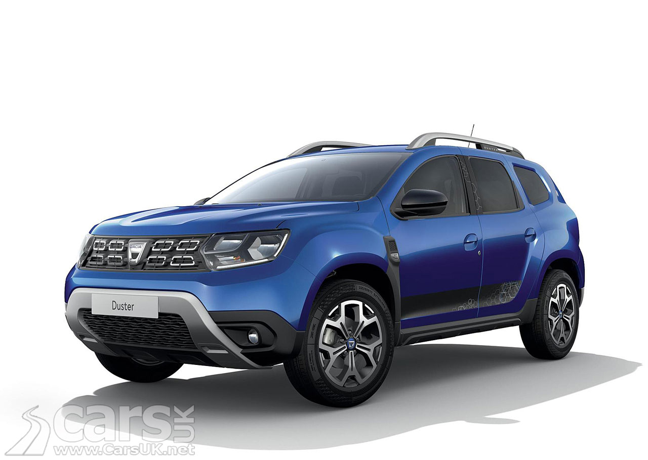 Photo Dacia Duster SE Twenty