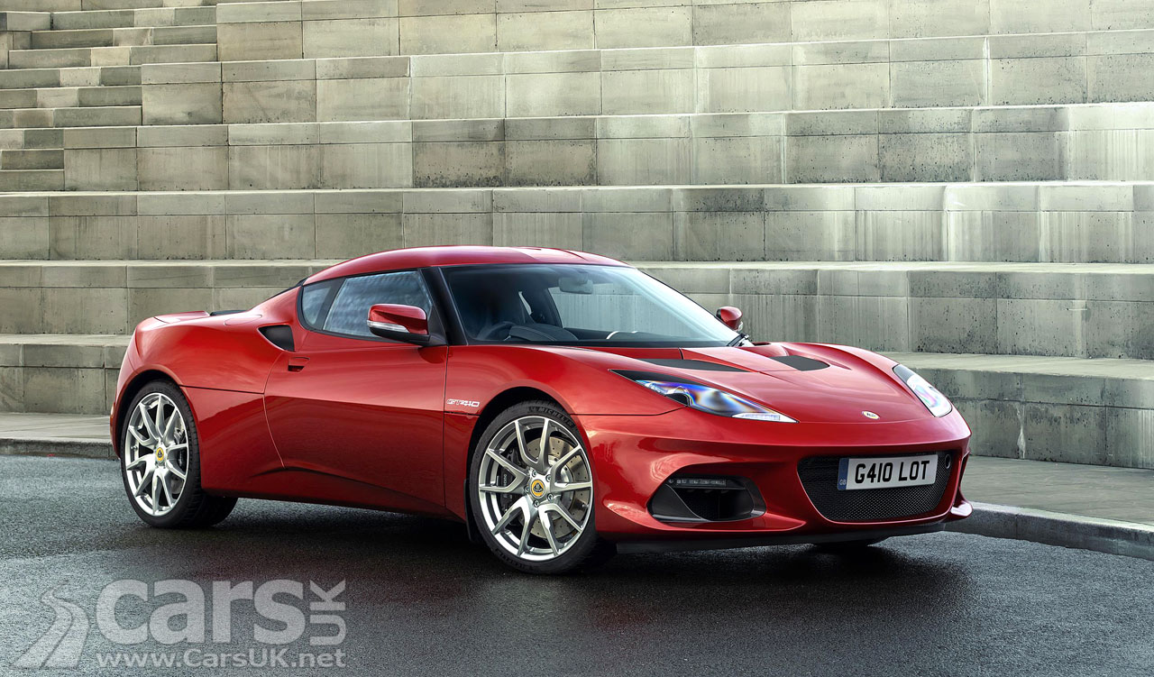 Photo Lotus Evora GT410