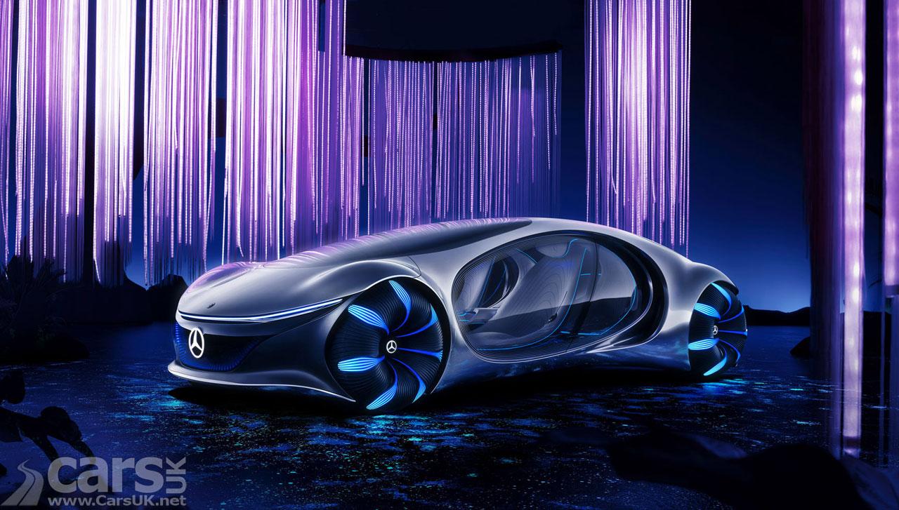 Photo Mercedes Vision AVTR Concept