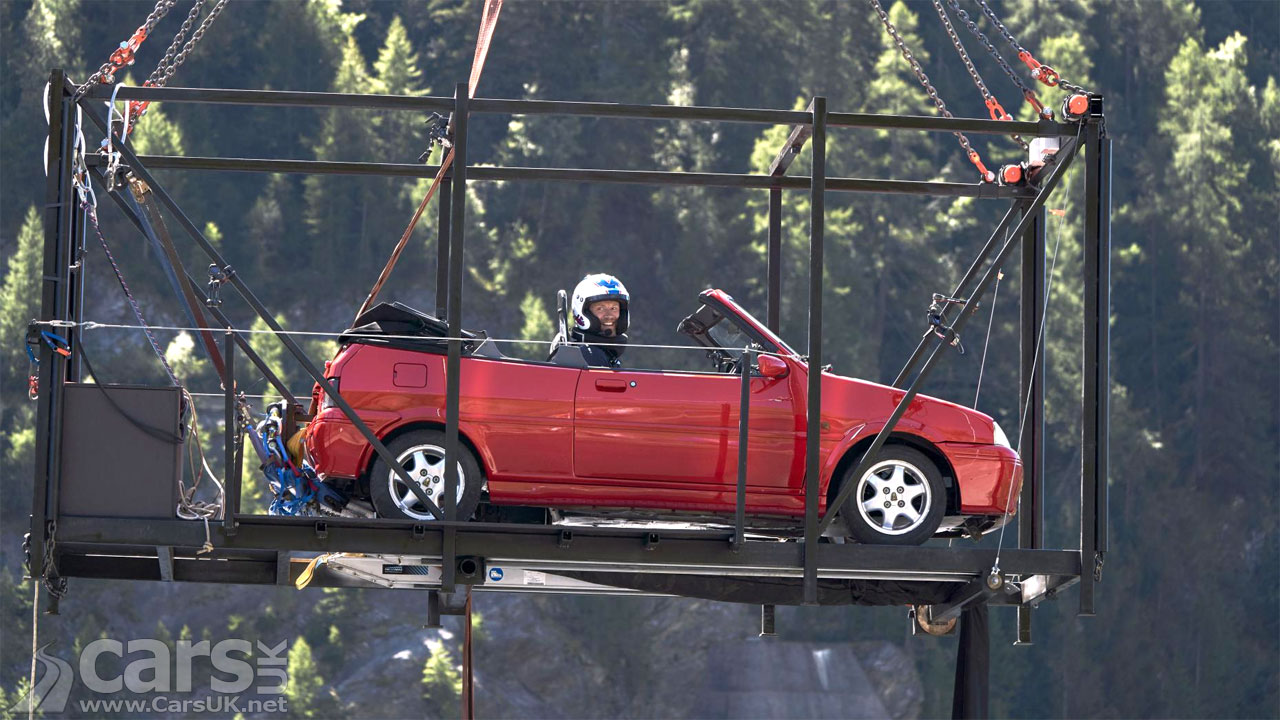 Photo Top Gear Flintoff Metro Bungee