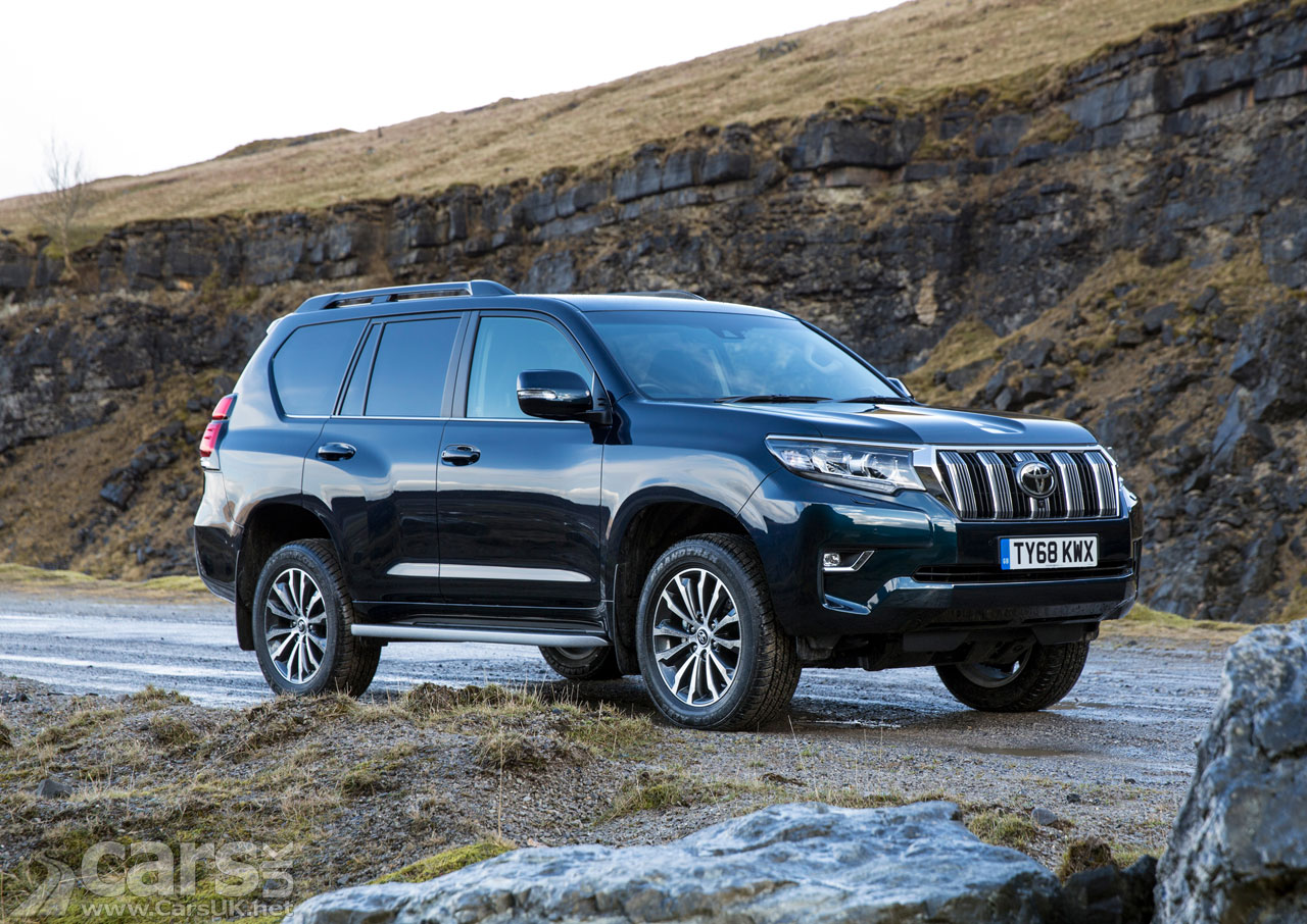 Toyota Land Cruiser Is The Most Sustainable 4x4 You Can Buy Cars Uk
