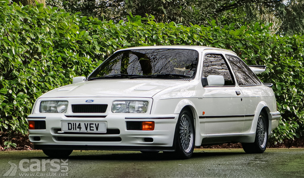 Photo 1987 Ford Sierra RS500 Cosworth Chassis #003