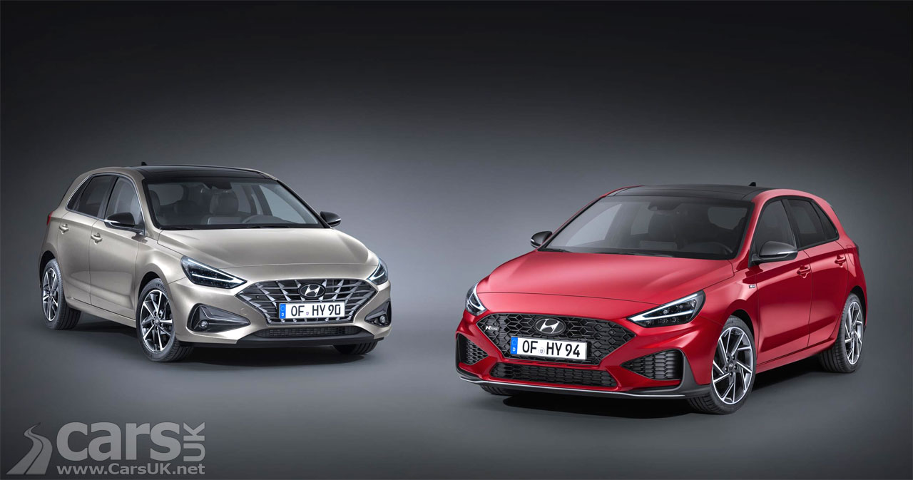 Photo 2020 Hyundai i30 and i30 N Line