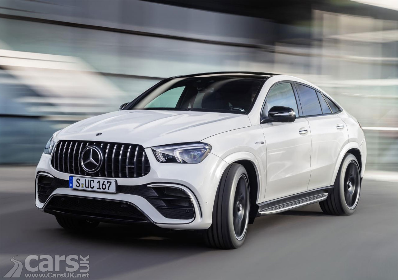 Photo 2020 Mercedes-AMG GLE 63 S Coupe