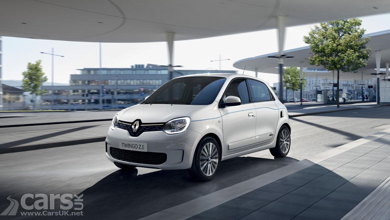 Photo Renault Twingo ZE