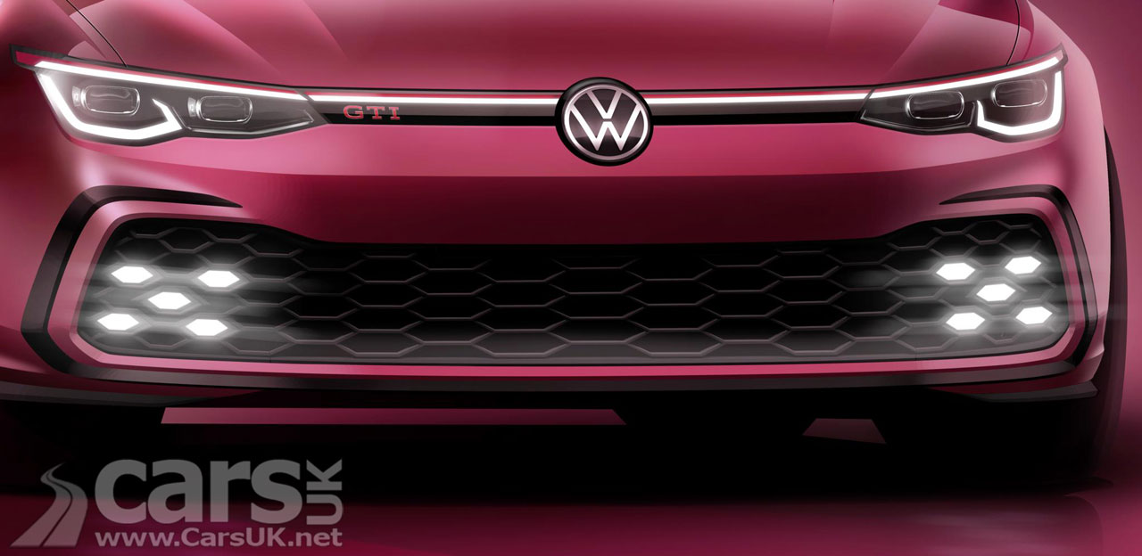 Photo 2020 Volkswagen Golf GTI Tease